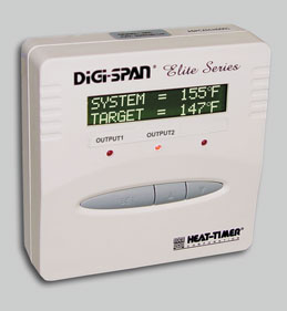 Heat Timer HWE-MOV Hot Water Reset Digi-Span®