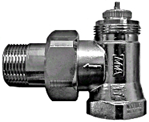 Macon Controls Verticle Angle Valve for NT Series Operators 1""