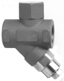 Nicholson NTD600B Thermodynamic Steam Trap 1""