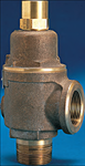 Kunkle Model 20 Non-code Relief Valves for Liquid Service 1""