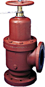 "Kunkle 3"" x 3"" Model 218 Iron Relief Valves for Liquid Service"