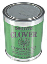 Clover Brand 3A Lapping/Grinding Compound 400 Grit