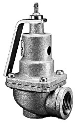 Kunkle Model 537 Bronze Safety Valve 1""