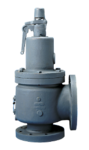 "Kunkle Model 6254FLJ Steam Relief Valve 2½"" x 4"""