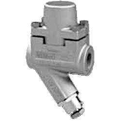 "Watson McDaniel 1"" BM300 Bimetallic Thermostatic Steam Trap"
