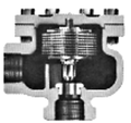 Nicholson C33 Thermostatic Steam Trap 1/2""