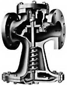 Spence Type E2 Main Valve 2½""