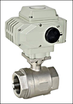 "Heat-Timer ETV Platinum Plus 1"" Electrically Actuated Ball Valve"