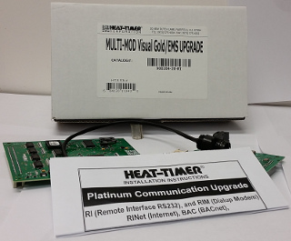 Heat Timer HWRQ Platinum BACnet Remote Communication Upgrade