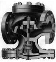 "Spence E Main Valve 1¼"" (F) 250# Flanged"