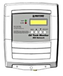 Heat-Timer Oil Tank Level Monitoring System & Installation Kit