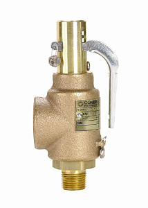 "Conbraco ½"" x 1"" Model 29-202 Steam Safety Valve"