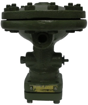 Spence A Pilot Valve Cast Steel