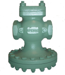 "Spence E Main Valve 1"" (F), NPT, HP"