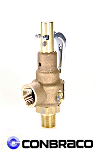 "Apollo 2"" x 2½"" Model 19KJH Safety Valve"