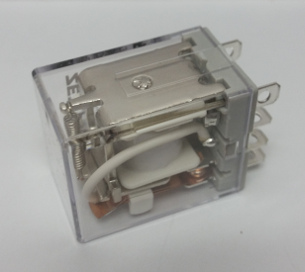 Heat-Timer Relay, Plug In 24VDC, All Gold / Platinum Series