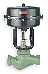"Spence J1 ¾"" Cast Iron Pneumatic Flow Control Valve"