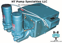 HT Pump Specialties Condensate Unit