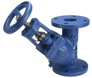 Titan TF 21-CI Triple Duty Valve 6""