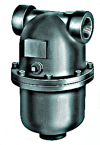 Wright-Austin Steam Separator 2½""